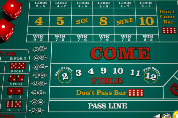 How to Play Craps for the Beginner